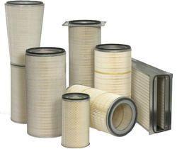 Oval Air Filter Cartridge