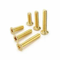 Brass Machine Bolts