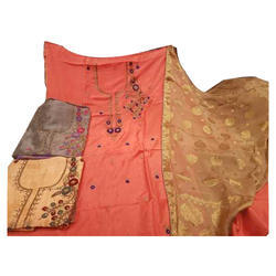 Ladies Unstitched Punjabi Suit