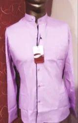 Cotton Plain Formal Shirt