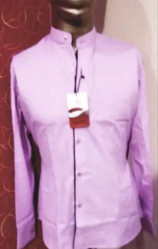 Cotton Plain Formal Shirt