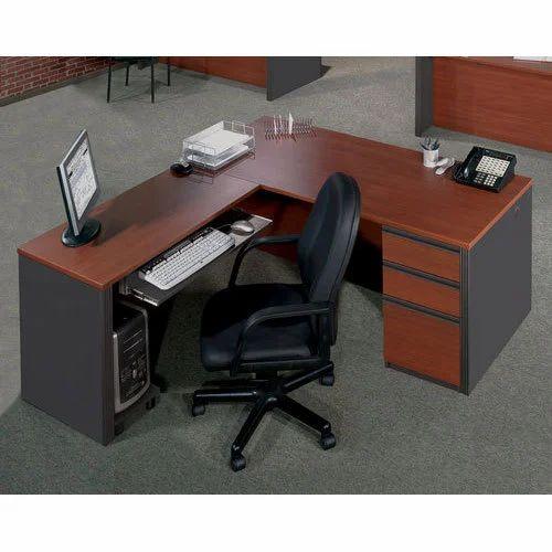 l shaped office table. L Shaped Office Table C
