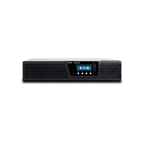 Single Phase Black Eaton 3KVA Online UPS For Commercial