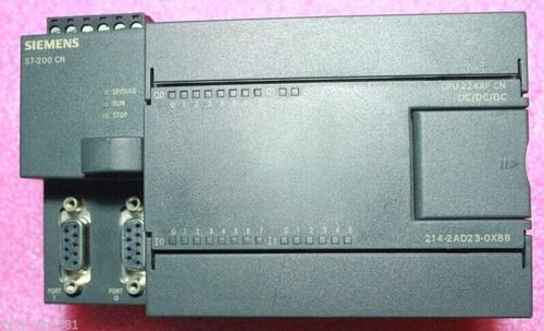 NEW SIEMENS PLC 224XP 6ES7 214-2AD23-0XB8 6ES7214-2AD23-0XB8