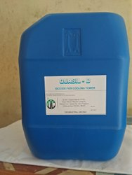 Algaecide Quasil B Cooling Tower Biocide, Packaging Size: 50 Kg, Colorless