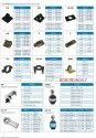 Pneumatic Cylinders Mountings Accessories