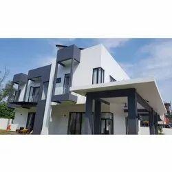 Concrete Frame Structures Bungalow Construction Service