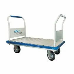 Platform Trolley Double Handle