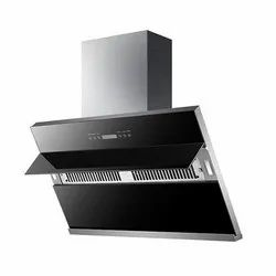 Stainless Steel Hood Hafele Canberra 90 Filter Free Chimney, Size: 90 cm