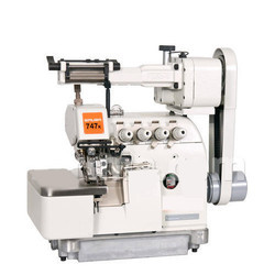 Elastic Overlock Sewing Machine