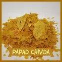 Magic Masala Munchin Papad Chivda Namkeen & Snacks, Packaging Size: 200 Grams, 200 Gm