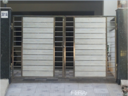 Stainless Steel Sherawood Gate
