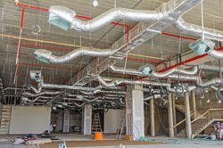 Kaizen SS HVAC Duct System for Ventilation Facilities
