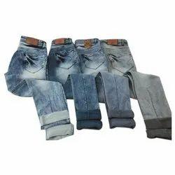 Assorted Men Balloon Fit Denim Jeans, Waist Size: 30 to 36