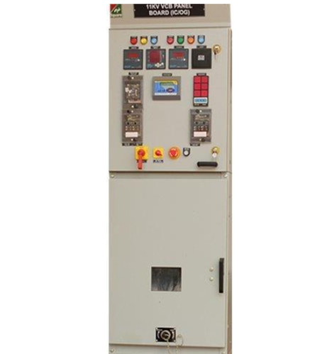 HT VCB Control Panels - Medium Voltage Panels Exporter from