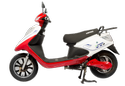 Red-white Ampere E-scooters, Vehicle Model: V48, 8-10 Hours