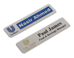 Regular Magnetic Name Tags, Packaging Type: Packet, Size: 3 X 1 Inches