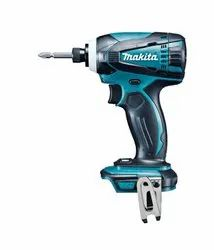 Makita Cordless Impact Driver Without Battery, DTD146Z, Torque Range: 160 nm