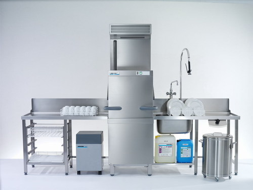 Winter Halter Dishwashers