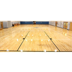 Gymnasium Flooring Service