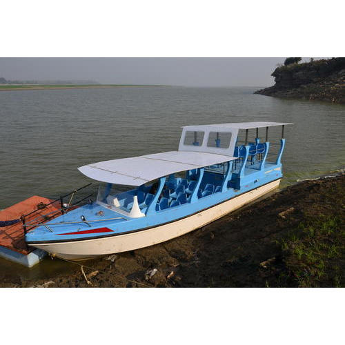 FRP Luxury Speed Boat