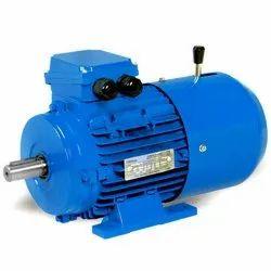 Three Phase AC Break Motor, 120/240 V