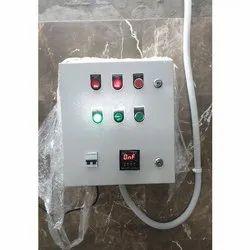 Garbage Chutes Master Control Panel