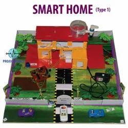 Smart Home Project Model (Type - II)