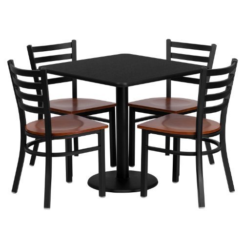 Restaurant Table & Chair, For Hotel And Restaurant, Seating Capacity: 4 Seater
