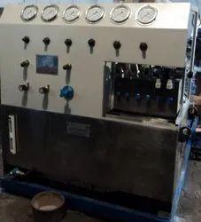 DMT Hydraulic Test Rig