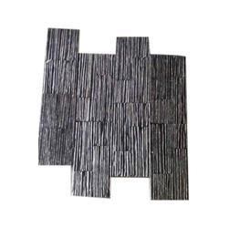 Black Buch Tiles, 5-10 Mm