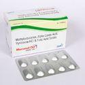 Methylcobalamin 1500mcg Alphalipoic Acid Pyridoxine Tablet
