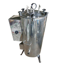 15 PSI Stainless Steel Vertical Autoclaves