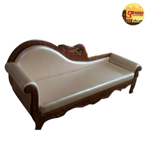 Wooden Couch Sofa
