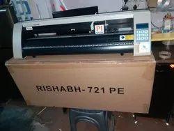 Rishabh Cutting Machine