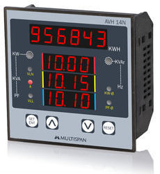Multispan AVH-14N Multifunction Meter, for Industrial Use