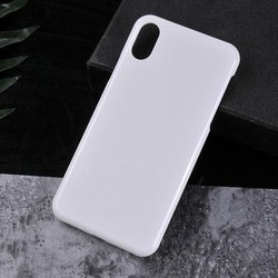 Plastic Sublimation Plain Mobile Cover