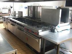 Center Kitchen Equipment