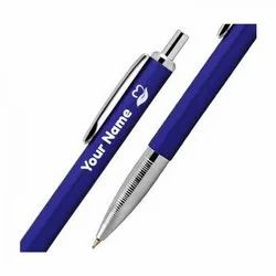 Plastic Engraved Personalized Pen, For Office