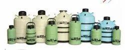Liquid Nitrogen  Container Inox