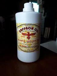 Saffron Mehendi Oil