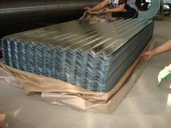 PVC Coated Aluminum And GI Sheets