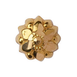Gold Nose Pins At Best Price In India