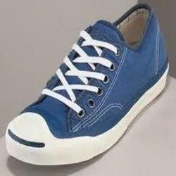Derby Unisex Canvas Shoes, Size: 5-10''