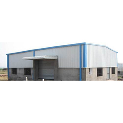 Factory FRP Shed