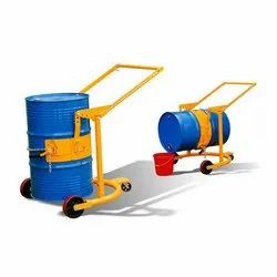 Drum Moving Trolley