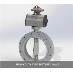 Heavy Duty Type Butterfly Valve