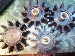 Rubber Winery Impellers
