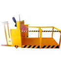 Battery Operated Platform Truck Trolley