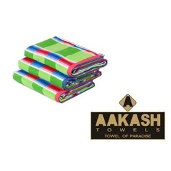 Cotton Luxury Stripes Towel